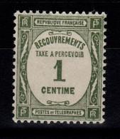 Taxe YV 55 N** Cote 2,50 Euros - 1859-1955 Mint/hinged
