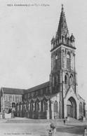 COMBOURG - L'Eglise - Animé - Combourg