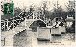52 SAINT-DIZIER - La Marina - Les Ponts Sur L'étang - Saint Dizier