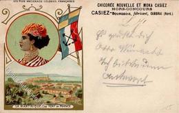 Saint-Pierre (Martinique) - LA MARTINIQUE CAP FORT De France I-II - Unclassified