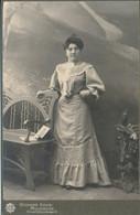 CABINET - Portrait D'une Dame Par Richard ADAM à Mulhouse (BP) - Oud (voor 1900)