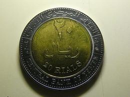 Yemen 20 Rials 2004 - Yemen