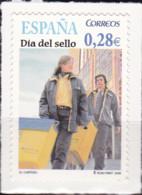 2005, Spanien, 4061, Tag Der Briefmarke. MNH ** - 2001-10 Unused Stamps