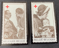 1968 - Belgische Rode Kruis - Postfris/Mint - Unused Stamps