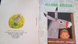 CHATS PERCHÉS / ALLONS GRISONS ** 2 ALBUMS DU PÈRE CASTOR*** Editions FLAMMARION - Bücherpakete