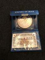 Year 1971 - Pahlavi - 2500 Years Of Persian Empire  200Rial    999,9/1000 Silver - Iran