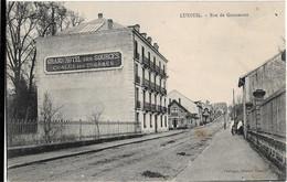 Luxeuil Les Bains : Rue De Grammont - Luxeuil Les Bains