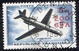 Colonie Française, Réunion N°59 Oblitéré, Qualité Superbe - Airmail