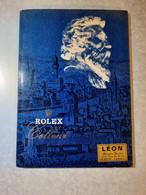 Catalogue  Role  Cellini - Pubblicitari