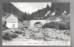 Arosa, Strelapass & Brücke (6504) - GR Grisons