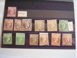 Grecia. 1861/1985. Buona Collezione Abbastanza Avanzata MLH/o - Sammlungen