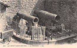 50-LE MONT SAINT MICHEL-N°T2945-F/0263 - Le Mont Saint Michel