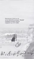 ZNP38 / NL - 2006 - OPB / COB  3470 - Hojas Blanco & Negro