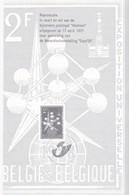 ZW - NL - 1957 - OPB/COB 1008 - Black-and-white Panes