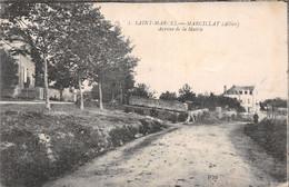 03-SAINT MARCEL EN MARCILLAT-N°T5027-F/0299 - Other Municipalities