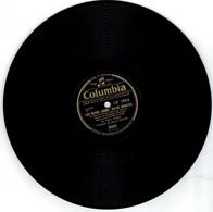 78 Tours - Les Beaux Jours - Elle...Rien Qu' Elle - Valses Chantées -  Disque Columbia - - 78 G - Dischi Per Fonografi