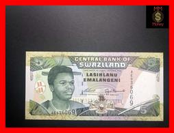 SWAZILAND 5 Emalangeni 1995  P. 23   UNC - Swaziland