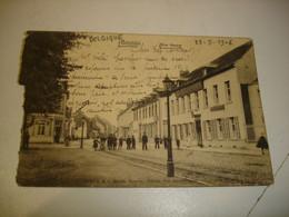 CPA - BOUSSU ( DOUR BORINAGE ) - RUE NEUVE ( 1906 - ATTENTION VOIR ETAT !! ) - Boussu