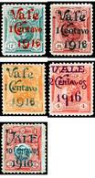 Ref. 646074 * HINGED * - PERU. 1916. BASIC . BASICA - Peru
