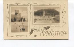 CPA - SALUTI DA MAROSTICA - Dos Vierge - Altre Città