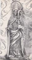 Rare Image Religieuse : 13è Centenaire De SAINT PHILBERT De NOIRMOUTIER (685 - 1985) - Détail De La Croix De Procession - Religion & Esotericism