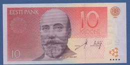 ESTONIA - P.86a – 10 Krooni 2006 - UNC Prefix CL - Estonia