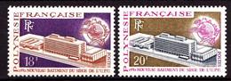 POLYNESIE - 80 / 81 - Paire U.P.U. - Neufs N** - Très Beaux - Unused Stamps