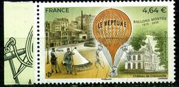 FRANCE PA 84a BALLONS MONTES 1870 - 2020 BORD DE FEUILLE GAUCHE NEUF ** - 1960-.... Neufs