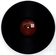 78 Tours - 1 La Danse Des Coucous - 2 Valse Tendre, Valse Blonde - Valses De Film -  Disque Edison Bell - - 78 G - Dischi Per Fonografi