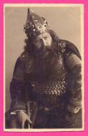PCSET008 Signed Postcard Of Bass Erich Hanfstaengl, Düsseldorf, 1915. - Opéra