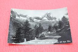Aosta Cervinia Breuil La Pineta Del Lago Bleu 1955 - Otras Ciudades