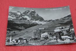 Aosta Cervinia Breuil 1966 + Leggero Segno Di Pega Trasversale - Otras Ciudades