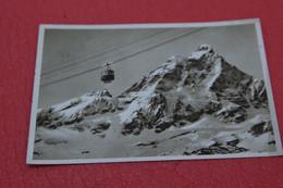 Aosta Cervinia Breuil La Funivia 1955 - Otras Ciudades