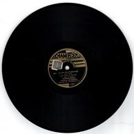 78 Tours - 1 La Java Des Patrouilleurs - 2 RAdio --Tu Vivras - Musette  -  Disque Champion - - 78 G - Dischi Per Fonografi