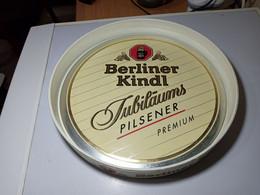 PLATEAU BERLINER JUBILAUMS- KINDL PILSENER-PREMIUM-SEIT 1872 - Alcools