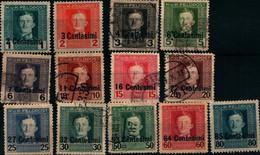 39982) OCCUPAZIONI STRANIERE DI TERRITORI ITALIANI-Posta Militare Austro-ungarica - 1 Giugno 1918 -13 V. USATI-MLH* - Andere