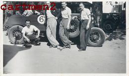 3 PHOTOGRAPHIE ANCIENNE : ANNONAY AUTOMOBILE VOITURE CAR COURSE AUTOMOBILE 07 ARDECHE 11 X 7 CM - Automobili
