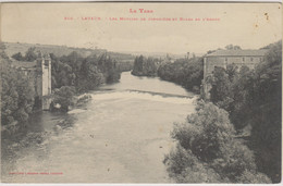 D81 - LAVAUR - LES MOULINS DE JONGUIÈRE ET BORDS DE L'AGOUT - Lavaur