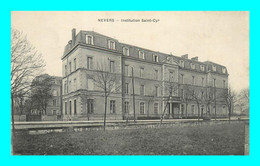A929 / 519 58 - NEVERS Institution Saint Cyr - Nevers