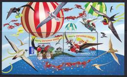 Christmas Island 2013 Christmas Minisheet MNH - Christmaseiland