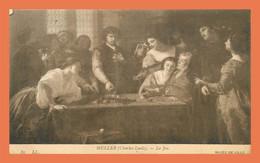 A576 / 141 Tableau MULLER Le Jeu Musée De LILLE - Sin Clasificación