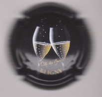 Capsule Champagne ROUTE DU CHAMPAGNE 2012 { N°64a : BLIGNY } {S18-21} - Unclassified