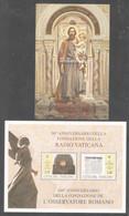 2021 - VATICANO - S51.1S - SET OF 9 STAMPS ** - Unused Stamps