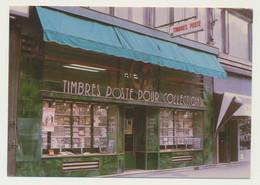 LILLE - Commerce 45 Rue Faidherbe - Timbres Poste Collections - Philatélie - Métier... - Lille
