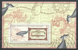 TAAF 2013  N° F685 ** ( 685 ) Neuf MNH Superbe Armateurs De Kerguelen Action Pêcheries Faune Marine Baleine Fauna Animau - Unused Stamps