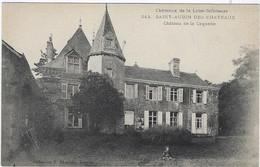 44    Saint Aubin Des Chateaux  -   - Chateau De La  Coquerie - Altri Comuni