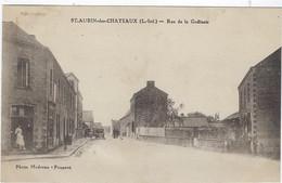 44    Saint Aubin Des Chateaux  -  Rue De La Godinais - Altri Comuni