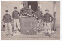 HONNEUR AUX ANCIENS - Les Maitres Pointeurs De La 8eme   (carte Photo Animée) - War 1914-18