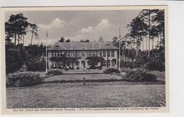 Aus Der Arbeit Des Deutschen Roten Kreuzes - DRK-Landesführerschule XII In Unterberg Bei Posen - 1943 Feldpost - Posen