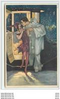 N°3410 - Mauzan - Couple - 247-6 - Pierrot Et Colombine - Mauzan, L.A.